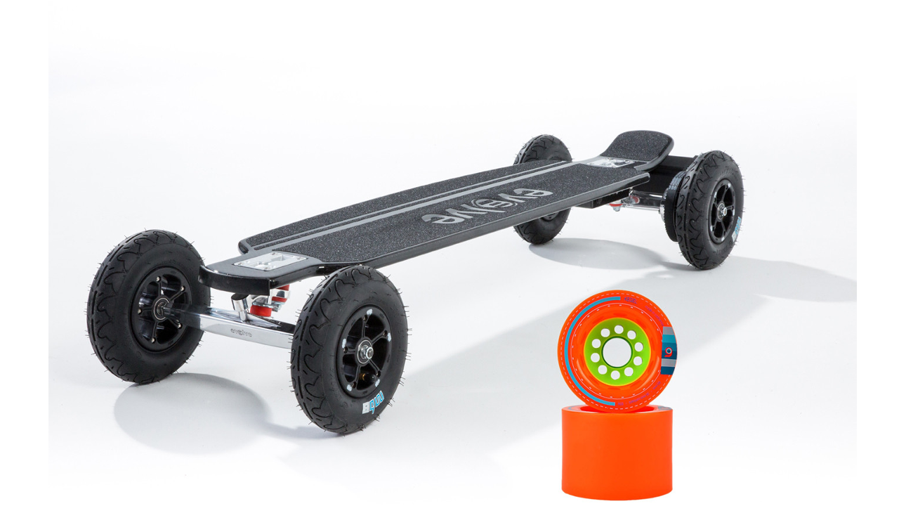 Evolve Carbon 2in 1 Electric Skateboard Review